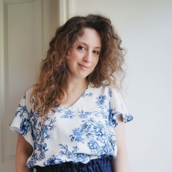 Bluse-Kleid Soldanella Schnittmuster