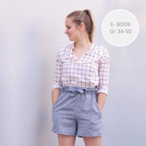 Schnittmuster Bluse